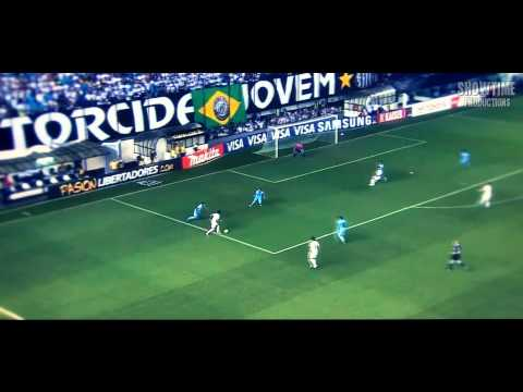 Neymar Destroying Bolivar   Cup Libertadores 2012   HD -sVV25nwFJU0