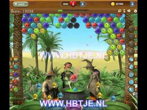 Bubble Witch Saga level 96