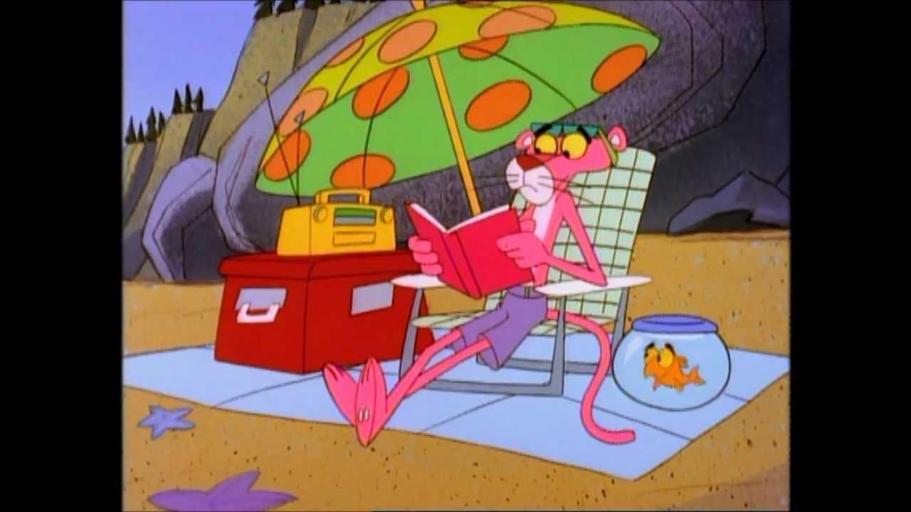 Beach Blanket Pinky