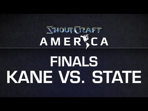 ShoutCraft America - Finals - ROOTKane vs. State - BO7