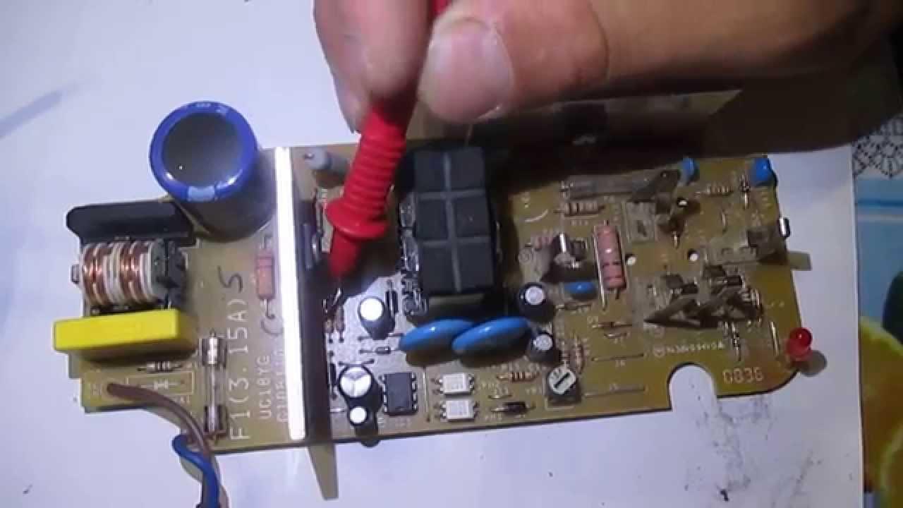 Как отремонтировать зарядное устройство своими руками 727