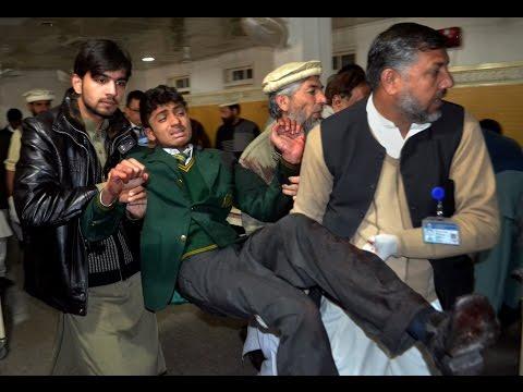 Pakistan Taliban massacres 141 in Peshawar, mostly children