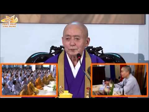 Lời Khai Thị Của Đại Lão Hòa Thượng Yoshimizu Daichi (Chuyển Ngữ Sang Tiếng Việt)
