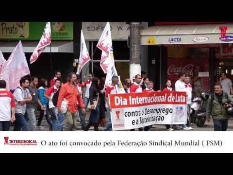 Intersindical participa do Dia Internacional de Luta convocado pelo FSM