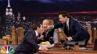 "Hugh Jackman Breaks His ""Wolverine Fast"" After Whisper Challenge"