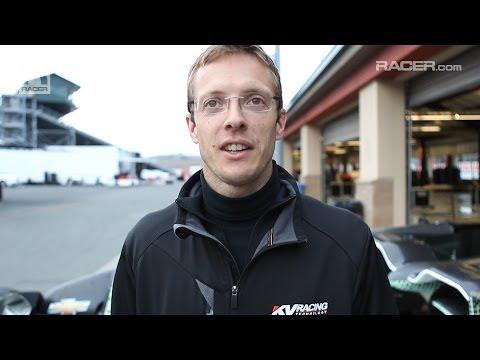 RACER: Sebastien Bourdais KVSH Racing Update