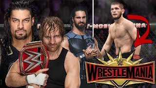 10 Early Reported Plans For WrestleMania 35