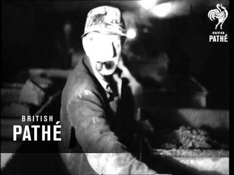 Cornish Tin Mining - Camborne (1966)