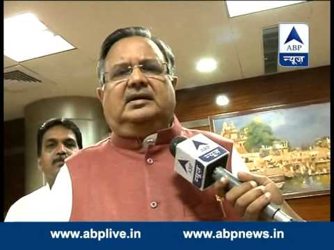 Chhattisharh CM Raman Singh talks to ABP News over alliances, EC, in Varanasi