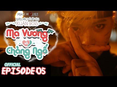 [ OFFICIAL ][ Tập 5 ] Ma Vương & Chàng Ngố ( Devil In Love Episode 5 )