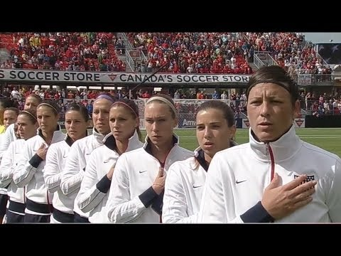 2013 U.S. Women's National Team Highlights