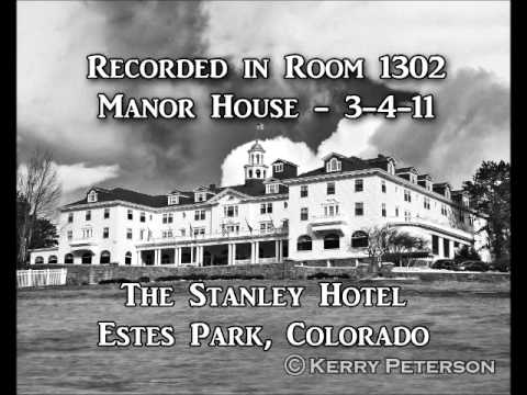 The Stanley Hotel Room