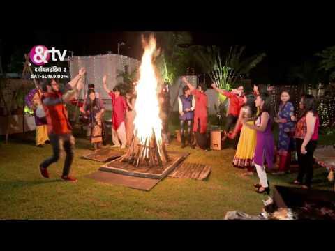Team Neeti Celebrates Lohri | Moment | The Voice India S2 | Sat-Sun, 9 PM