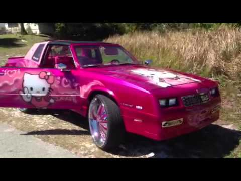 Hello Kitty Monte Carlo Ss On 28s Youtube