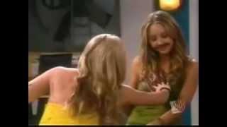 Amanda Bynes And Jennie Garth Sexy Fight And Boob Grab