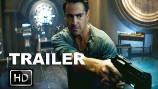 Total Recall 2012 Official Trailer [HD]: Colin Farrell