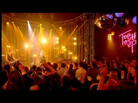 Ellie Goulding - Burn - Top of the Pops New Year - 31st December 2013