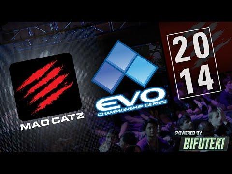 Madcatz @ EVO 2014 Day 1 - Persona 4 Arena Top 8