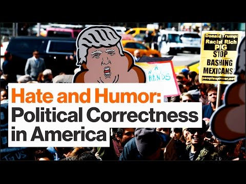 Hate, Humor, and Political Correctness in America | Josh Lieb