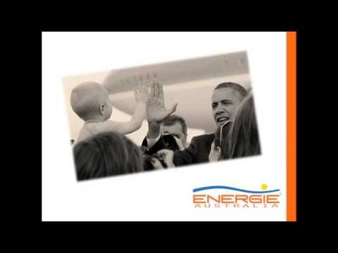 Dhevasksha Naidoo talks about Energie Australia at Sydney Business Month in May 2013