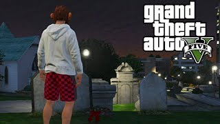 "GTA 5 Online ""Two Friends, Two Bounties"" The Movie"
