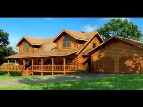 Casas de madera maciza modelo river view en 3d youtube - Casas de madera maciza ...