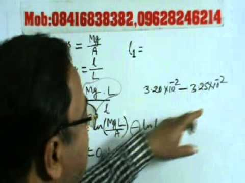 IIT(Adv)-2014 Video Solution, Q.20  Paper-1   PHYSICS