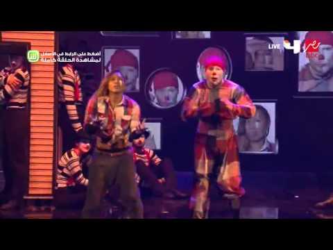 Arabs Got Talent - النصف نهائيات - مهدي وصوريا