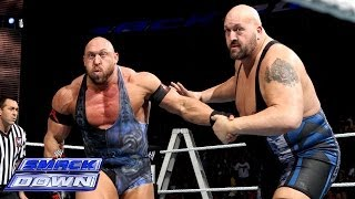 Big Show Vs. Ryback: SmackDown, Dec. 13, 2013