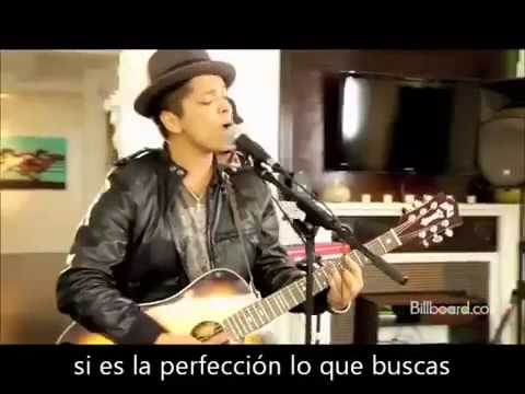 Just The Way You Are  Bruno Mars