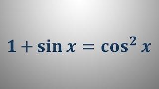 Trigonometrične enačbe 16