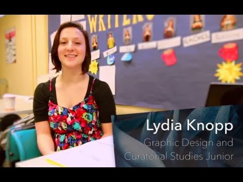 2014 Student Interview // Lydia Knopp