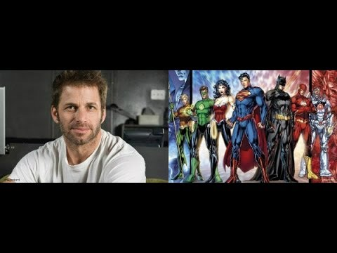 Justice League coming 2017 with Zack Snyder directing!!!!