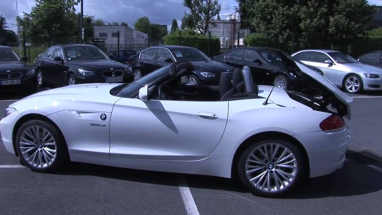 essai bmw z4 2010 youtube. Black Bedroom Furniture Sets. Home Design Ideas
