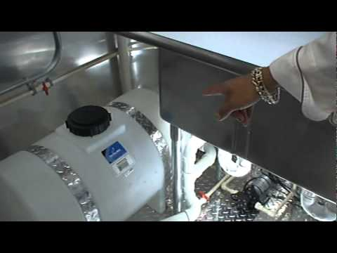 Concession Trailer Water System And Filter Youtube