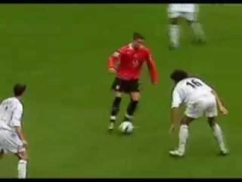 Cristiano Ronaldo Soccer Skills,