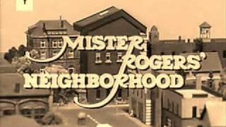 Mister Rodgers' Neighborhood Theme Song In G Major