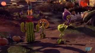 Plants Vs. Zombies: Garden Warfare E3 2013: Gameplay