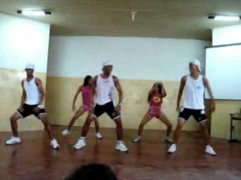 Academia De Dança Aerodançe Prof Sicinho Suingueira Dignow do Brasil