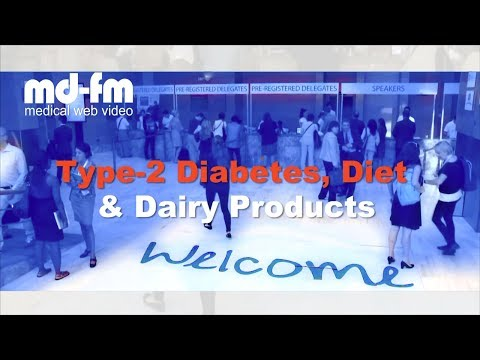 MD_FM - IUNS Congress 2013 - Type 2 diabetes, diet & Dairy Products