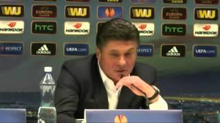Inter, Mazzarri: 'Le dimissioni di Moratti? Non metto bocca. Io volevo solo proteggere la squadra'