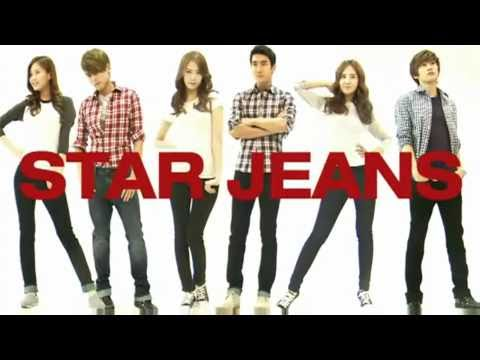 110317 SNSD & SuperJunior-[HD] STAR JEANS S/S SPAO 2011 CF