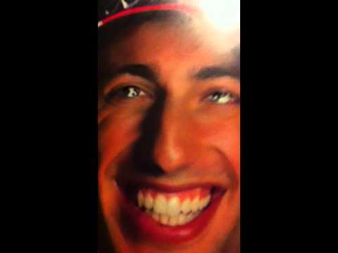 Daniel Ricciardo Tripping Balls 2014 F1 Australian Grand Prix