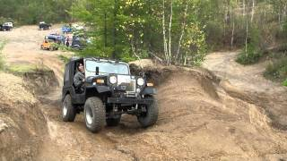 mitsubishi JEEP J53 Part17