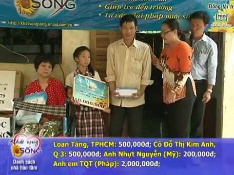 KVS Năm 06 (CT.Số 24) Hoàn cảnh gia đình Anh Trần Văn Toàn, Châu Thành,Hậu Giang