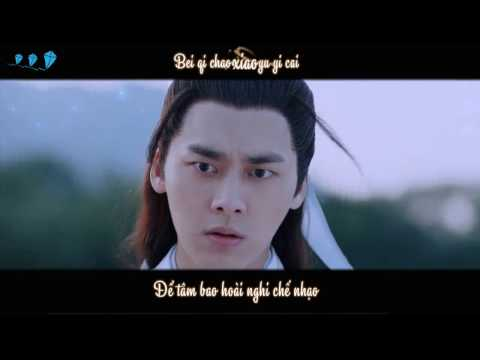[Vietsub] Quá Yêu - Trương Vệ Kiện   FMV Tru Tiên Phàm x Dao