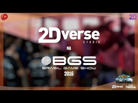 2Dverse Studio na BGS 2016