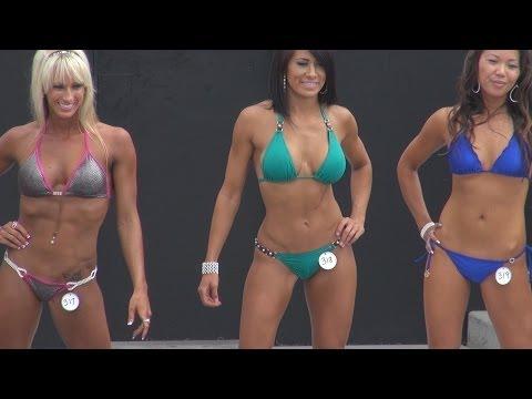 Fitness Bikini Contest Labor Day 2013