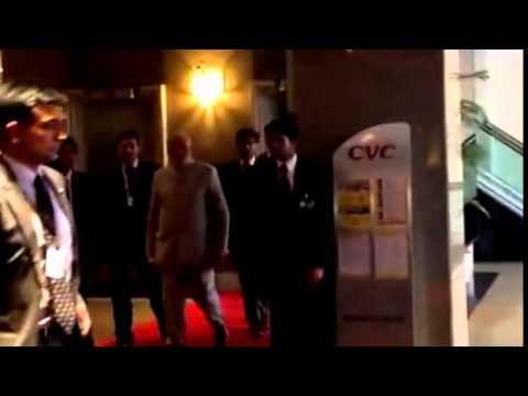 Narendra Modi meets Xi Jinping in Brazil