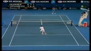 Roger Federer Fast & Furious Stuff (HD)